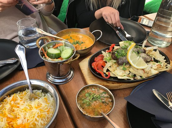nyttig indisk mat