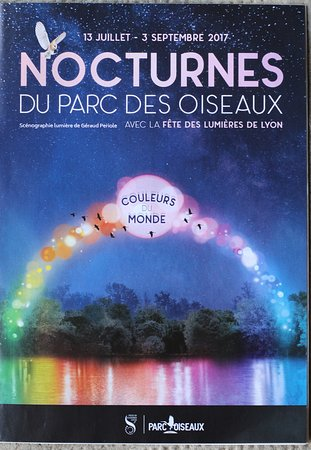 Villars-les-Dombes, ฝรั่งเศส: nocturnes