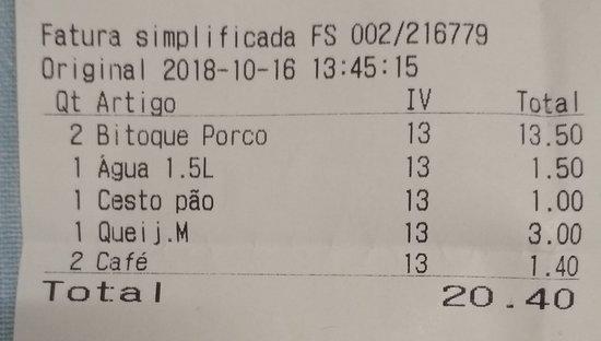 Sao Pedro de Moel, โปรตุเกส: IMG_20181017_152823_large.jpg