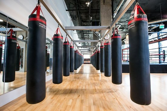 ‪The Boxing Club Sport & Fitness‬
