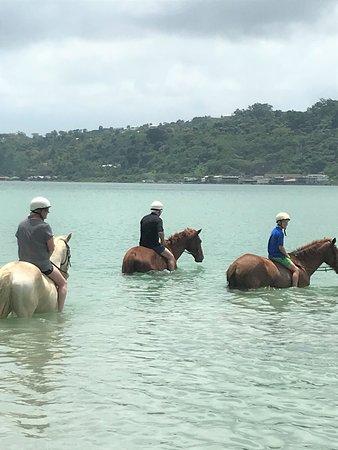 Mele, Вануату: Cooling off