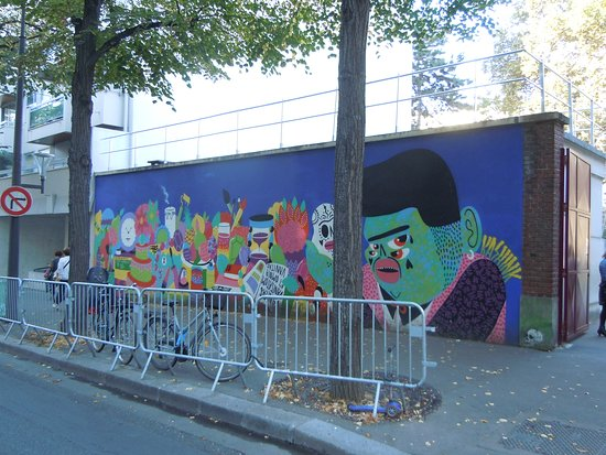 Fresque Women's Forum