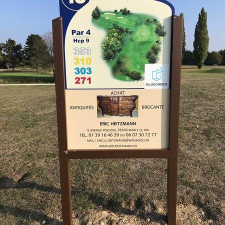 Golf Blue Green Base de Loisirs Trappes