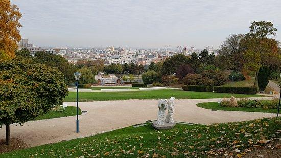 Parc de la Butte-du-Chapeau-Rouge