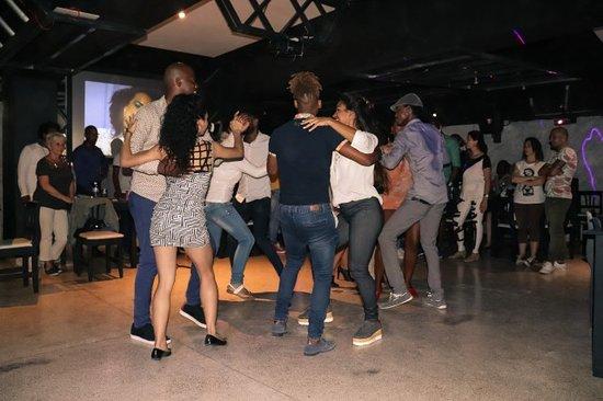 Fiesta De La Salsa Picture Of Marisuri Escuela De Bailes Cubanos Havana Tripadvisor