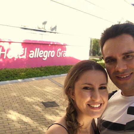 Allegro Granada buena elección