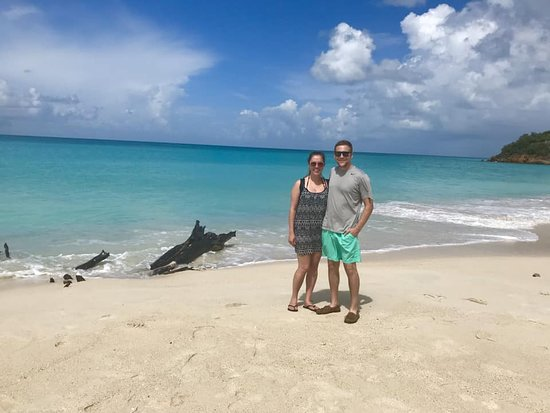 Saint John Parish, Antigua: Not only does Roger give fantastic tours, but he takes great photos!