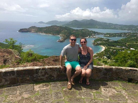Saint John Parish, Antigua: Shirley Heights