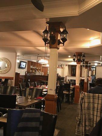 Interior Of El Toro Restaurant And Bar