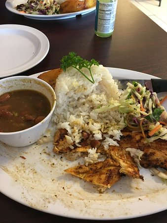 Que Rico Colombian Flavors : Grilled Chicken