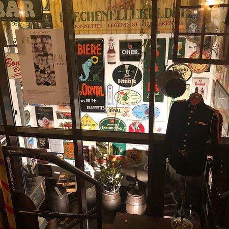 Best bar in Brussels