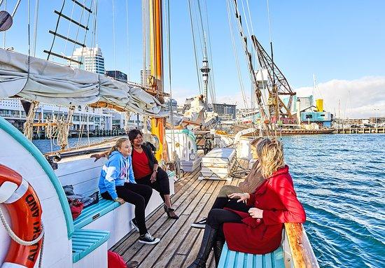 Il museo marittimo Voyager della Nuova Zelanda