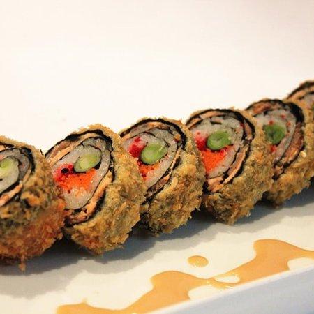 Edson, Canada: Kazoku Sushi Bar