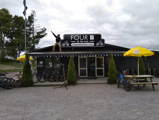 The FourB shop