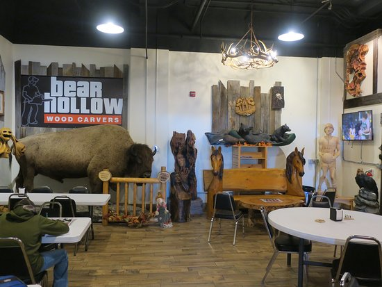 Bear Hollow Wood Carvers
