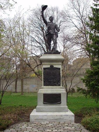 Monumento a la Guerra de los Boers