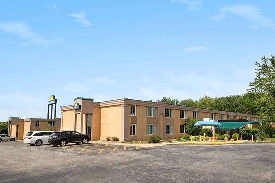 DAYS INN BY WYNDHAM WILLOUGHBY/CLEVELAND (Ohio) - Motel