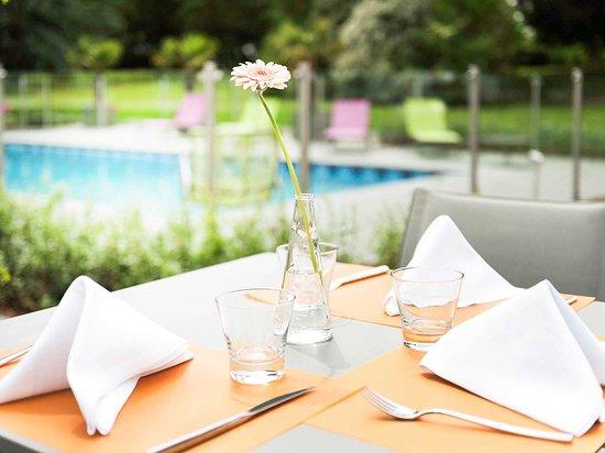 Noyelles-Godault, Frankrike: Restaurant