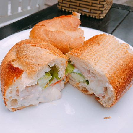 Gourmet baguettes, a must try