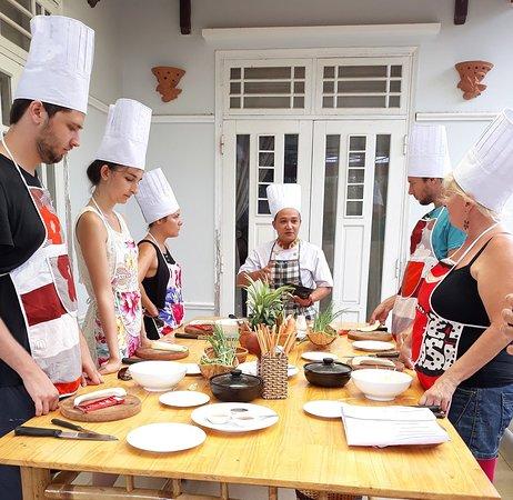 Hoi An Tropical Cooking Tour