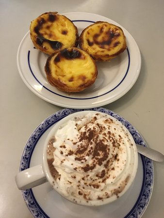 Pasteis de Belem: The egg custard tarts; delicious!