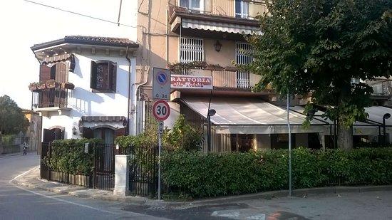 San Massimo, Italië: il ristorante