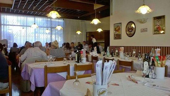 San Massimo, Italië: sala da pranzo