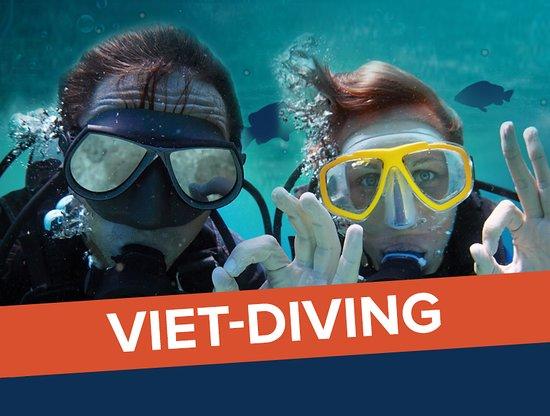 Duong Dong, Vietnam: Viet diving