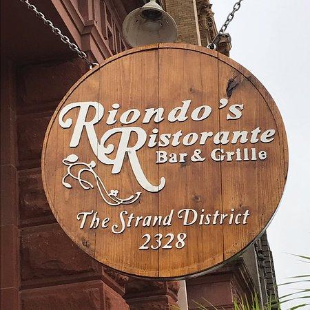 Riondo's Ristorante: photo0.jpg
