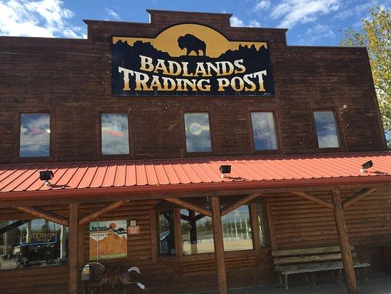 Badlands Trading Post: B L trading post
