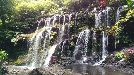 Banyu Wana Amertha Waterfall