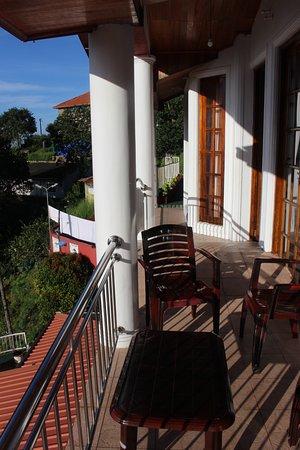 superior deluxe room balcony