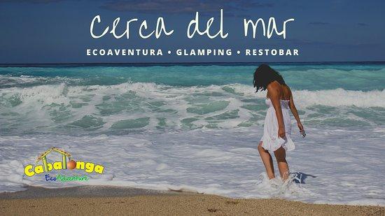 Puerto Cayo, Equador: mas cerca de mar, imposible