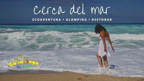 Puerto Cayo, Ecuador: mas cerca de mar, imposible