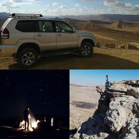 ميتزبي رامون, إسرائيل: Desert Prime activities