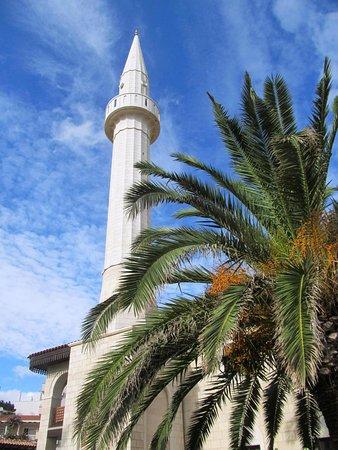 Sailors' Mosque: С улицы