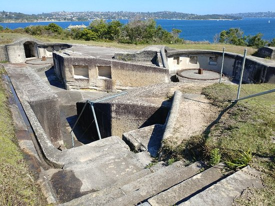 Middle Head Fortifications