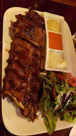 Cafe Sonneveld: ribs