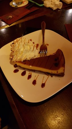 Cafe Sonneveld: delicious cheesecake