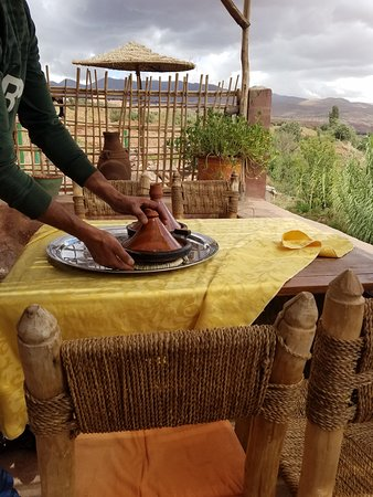 تيلويت, المغرب: Tangine