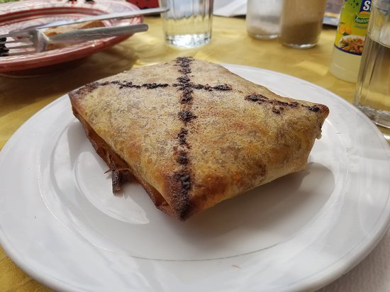 تيلويت, المغرب: Pastilla