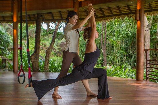 Laem Set, Thailand: Personal yoga classes
