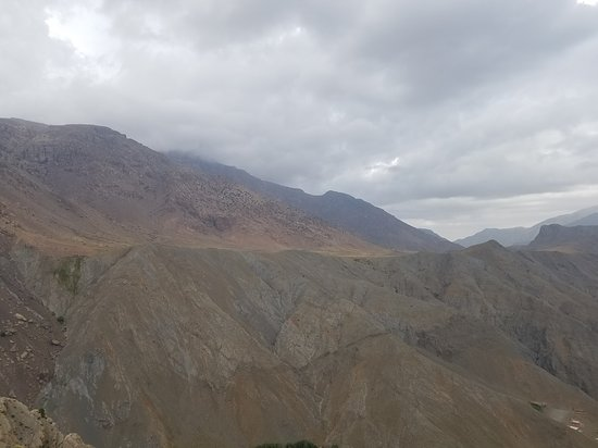 Marrakech-Tensift-El Haouz Region, Marocko: High Atlas