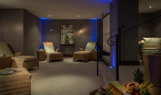 Relaxation Room @ Ciuin Spa