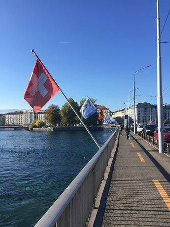La bellissima Ginevra e l' accogliente Hotel Ambassador!