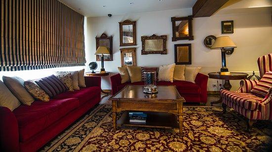 Kapsas, Греция: Chalet Living room #2