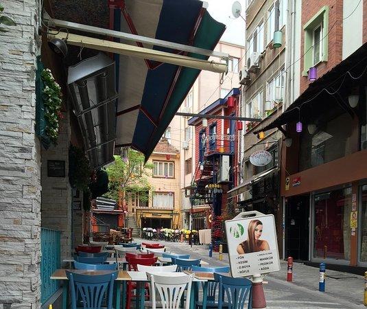 Serasker Caddesi