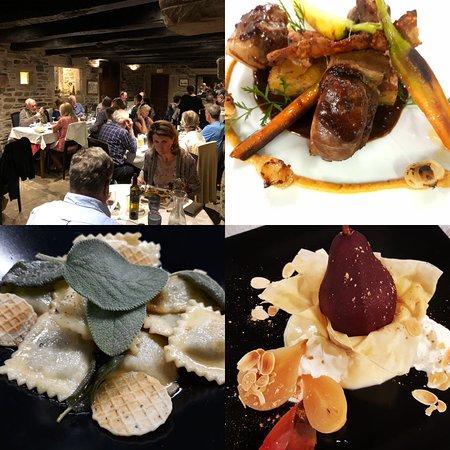 Plaisance, Francia: Menu semi-gastronomique le samedi soir et dimanche midi