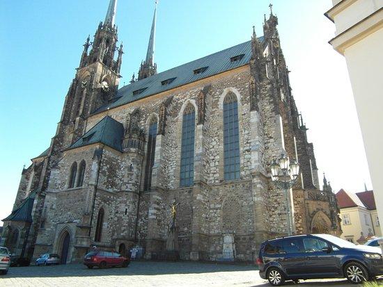 Katedrála sv. Petra a Pavla: Собор Петра и Павла в Брно Чехия