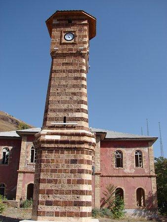 Elazig, Turquia: Maden Saat Kulesi 7